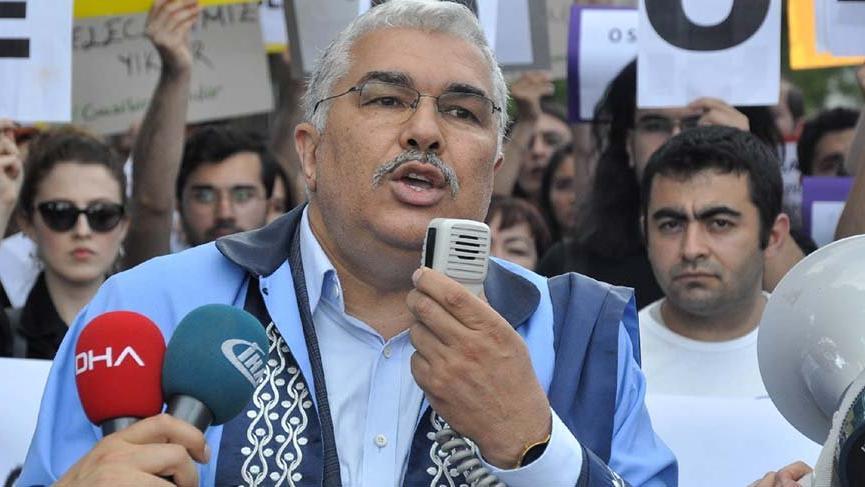 Prof Alkan: Siyasi iddiamız yok yapmayın!