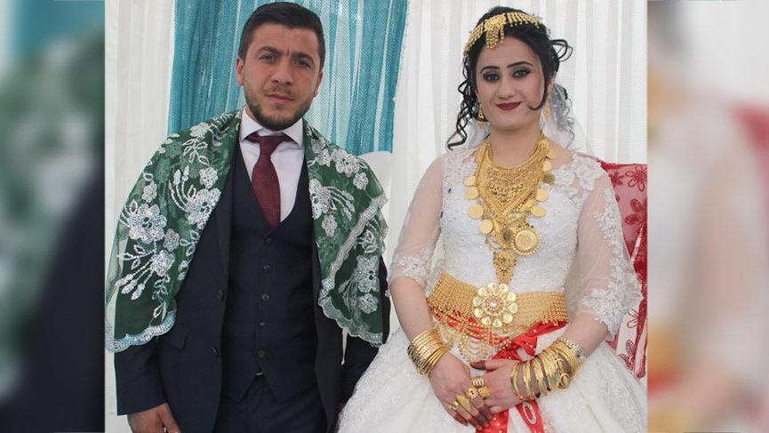 Van'da görkemli aşiret düğünü