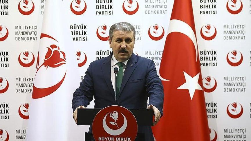 BBP'li 18 isim AKP listelerinden aday oldu