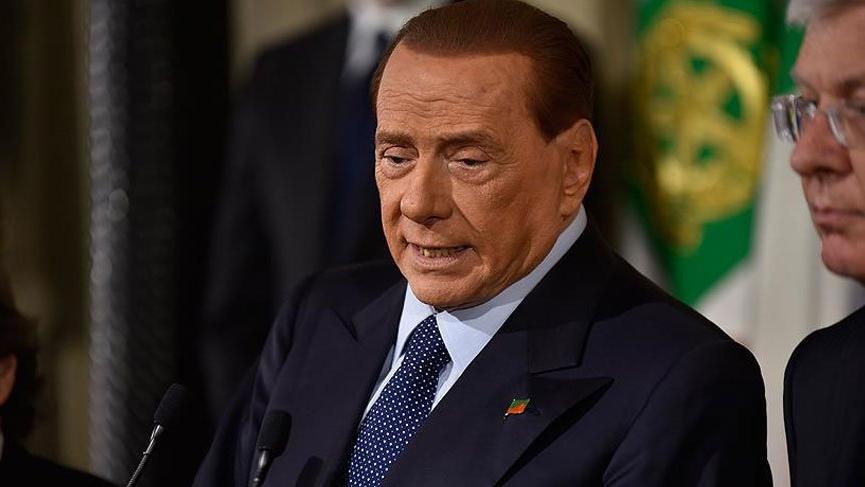 Eski İtalya Başbakanı Berlusconi'nin siyaset yasağı kaldırıldı