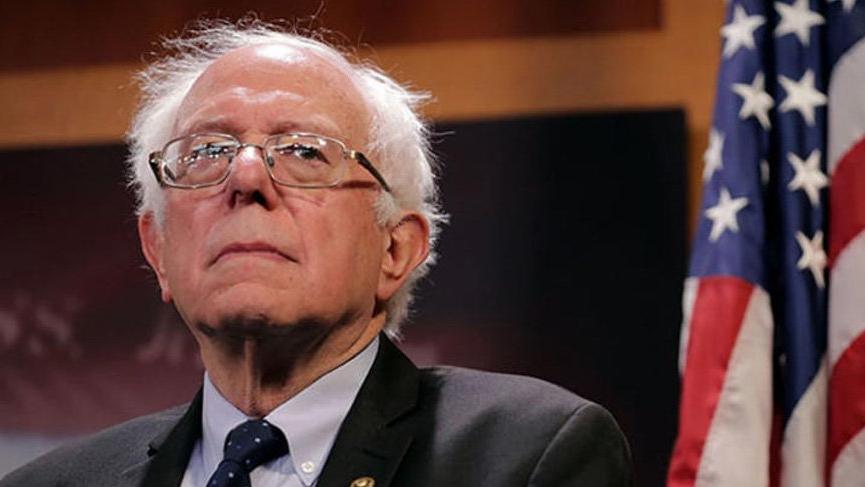 ABD'nin eski başkan adayı Bernie Sanders'dan İsrail ve Trump'a tepki