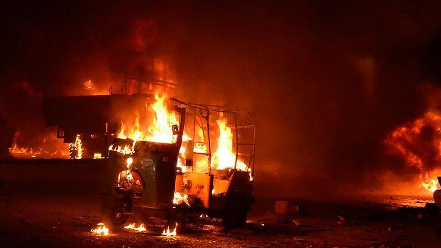 Libya'da bombalı saldırı: Çok sayıda ölü ve yaralı var