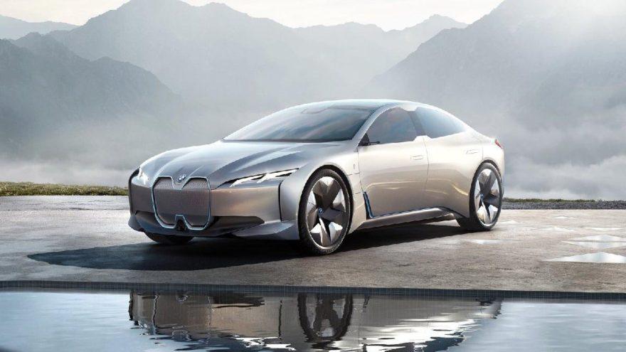 Yeni nesil elektrikli BMW'ler geliyor!