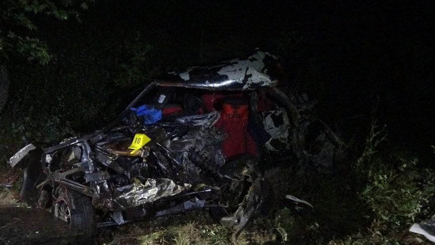 Bursa'da feci kaza: 3 ölü, 3 yaralı