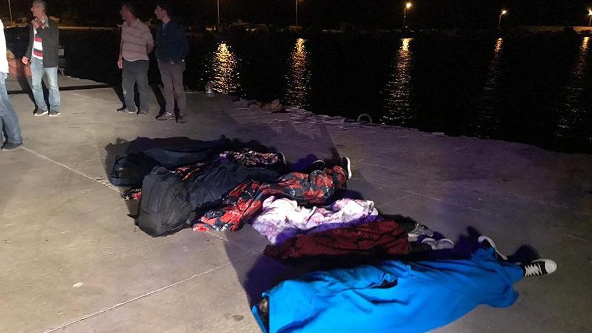 Çanakkale'de tekne faciası! 7 ölü