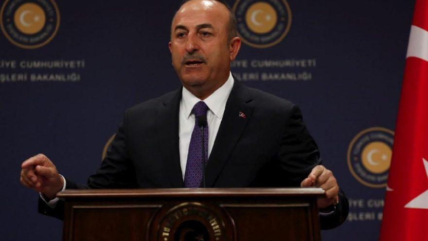 Arap Birliği'nden Çavuşoğlu'na yanıt geldi