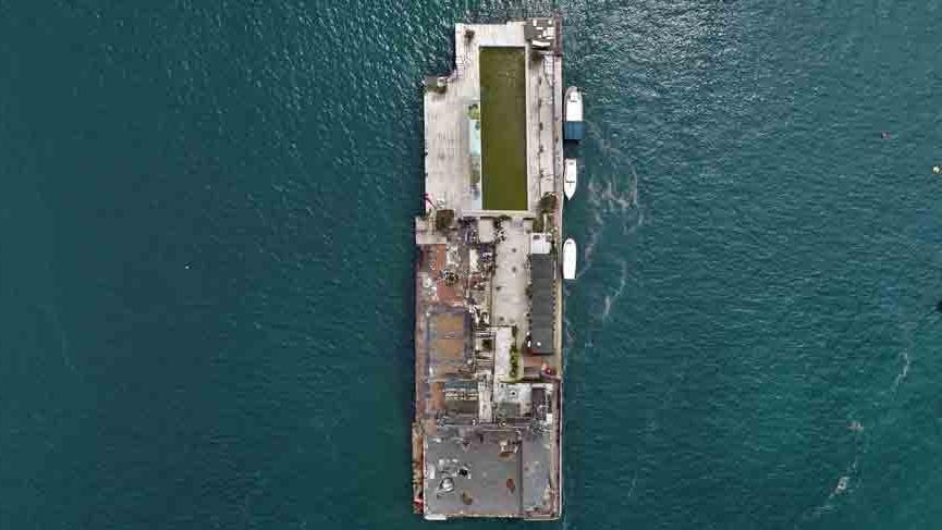 Galatasaray Adası kaderini bekliyor