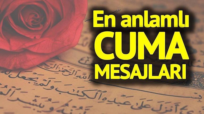 18 Mayıs cuma mesajları: Ramazanda da sevdiklerinizi en yeni cuma mesajlarıyla mutlu edin…