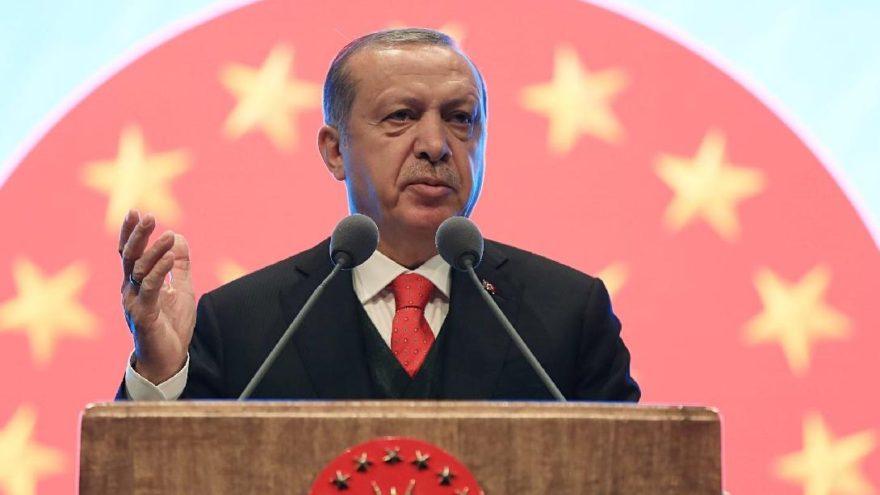 Cumhurbaşkanı Erdoğan Merkez Bankası açıklaması