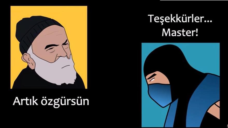 """""""Kürtaj yapıyok"""" diyen Süleyman Çakır'ın bilgisayar oyunu yapıldı"""