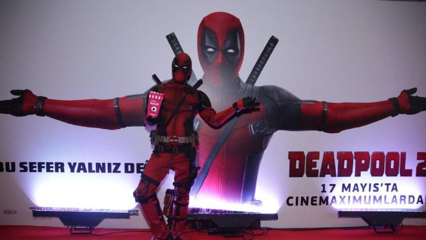 Deadpool 2 görücüye çıktı