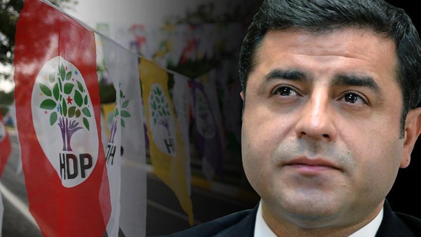 'Demirtaş'ın tahliye talebine ret' kararının gerekçesi yazıldı