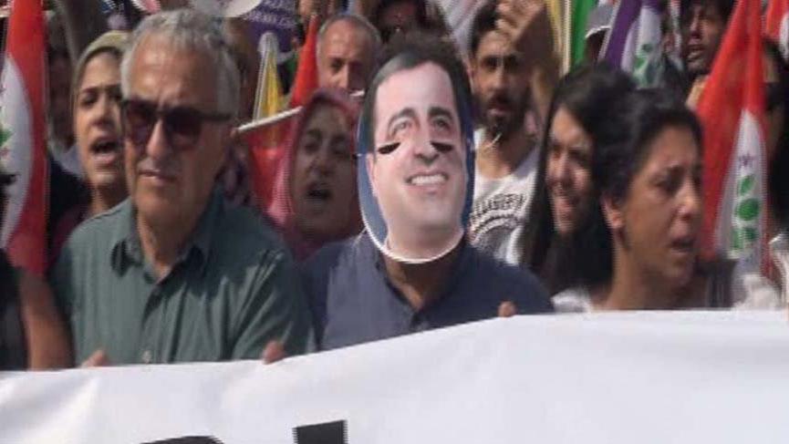 HDP'liler tahliye edilmezse Demirtaş için bunu yapacak