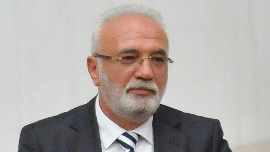 AKP'li Elitaş: Şener CHP'lileri çıldırtır