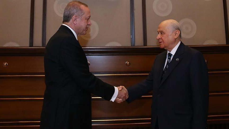 AKP-MHPortak mitingi 'yakışık almaz' dedi ama olacak