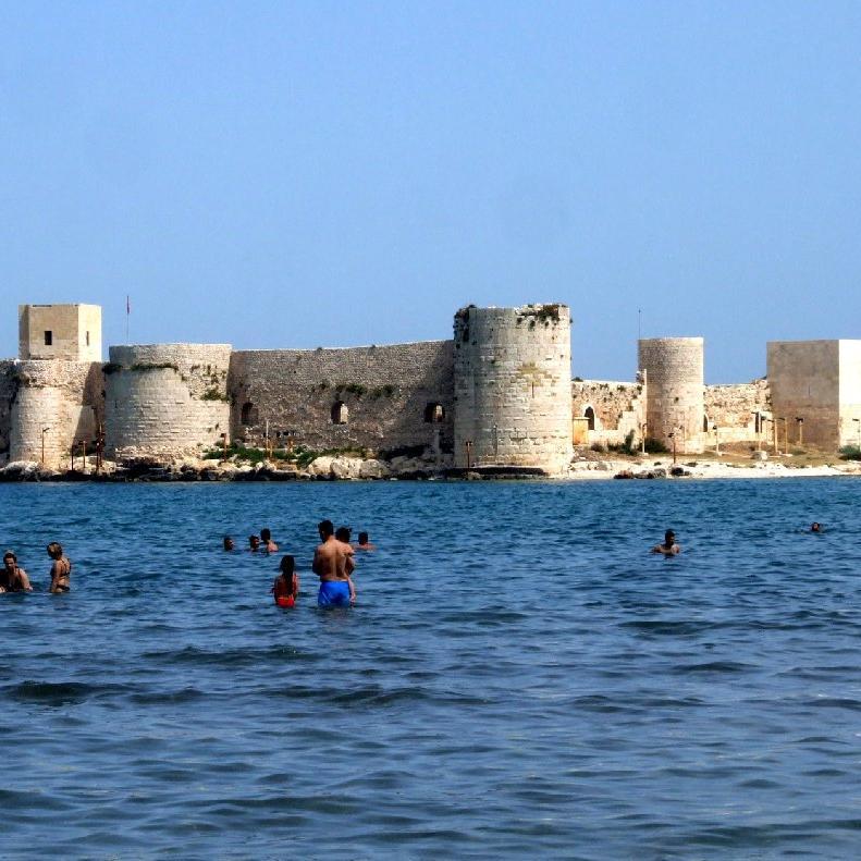 Akdeniz'in dikkat çeken şehri Mersin
