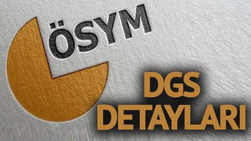 Sınav tarihi değişti! DGS başvuruları ne zaman başlayacak? İşte ÖSYM 2018 DGS başvuru detayları…
