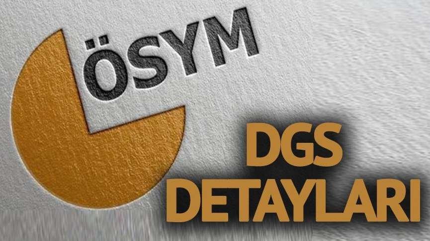 DGS başvuru tarihi 2018! Başvurular ne zaman yapılacak? İşte DGS 2018 için ÖSYM'nin açıkladığı tarih…