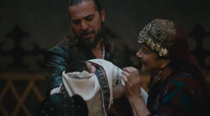 Resurrection Great surprise in Ertuğrul! Resurrection Ertuğrul 116th