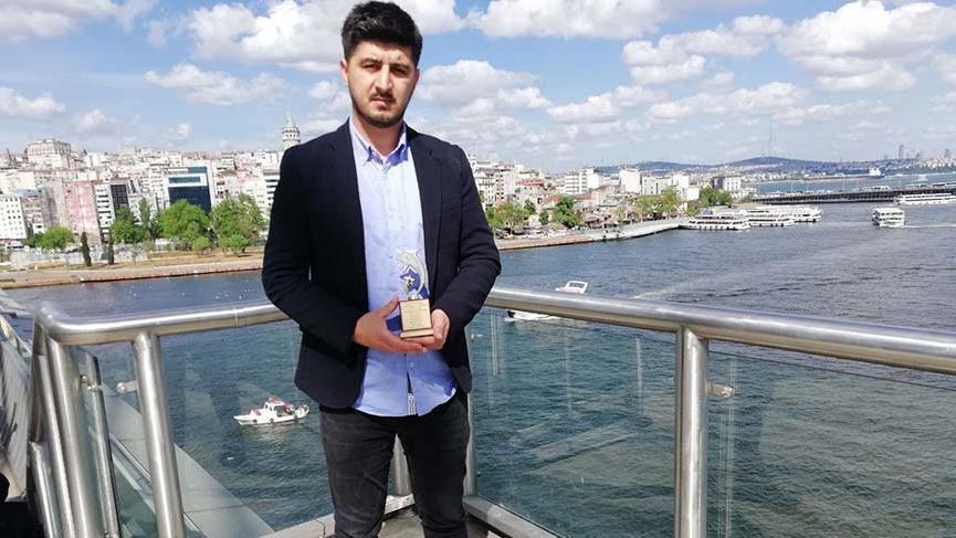 Yılın Magazin Muhabiri Ödülü, Sözcü Gazetesi'nden Emre Çevik'in oldu!