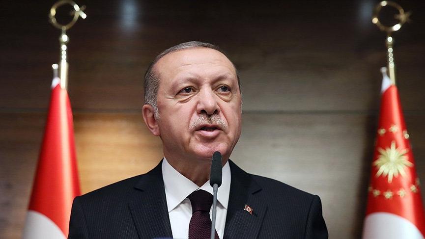 Erdoğan, Endonezya, Sudan ve Katar liderleriyle telefonda görüştü