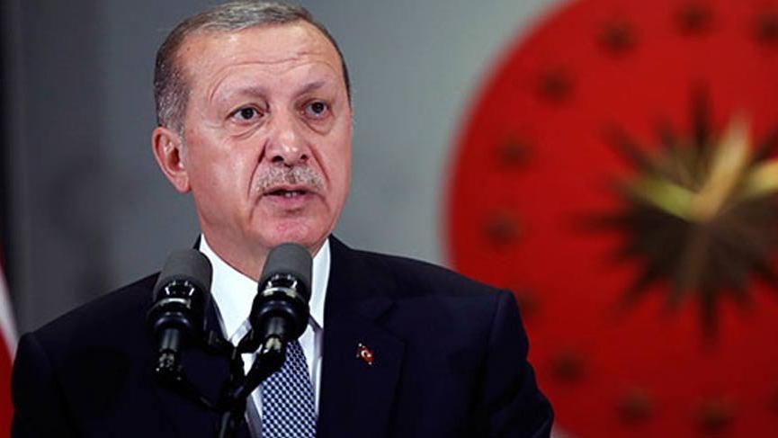 Cumhurbaşkanı Erdoğan'dan döviz ve ekonomi açıklaması