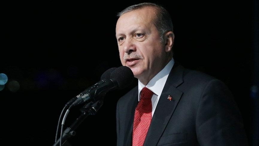 Erdoğan'dan ekonomiyi eleştirenlere sert sözler