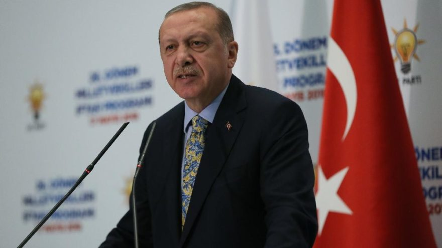 Erdoğan: Benim gözümde, 26. Dönem TBMM, I. Meclis'ten sonraki ikinci kurucu Meclis'tir
