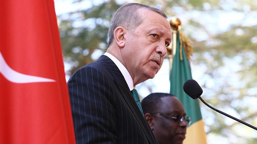 Son dakika: Cumhurbaşkanı Erdoğan'dan Kudüs yorumu