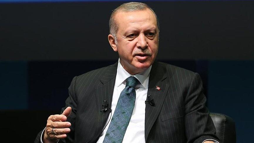 Erdoğan BBC'ye konuştu: Kaybedersek zil takıp oynarlar