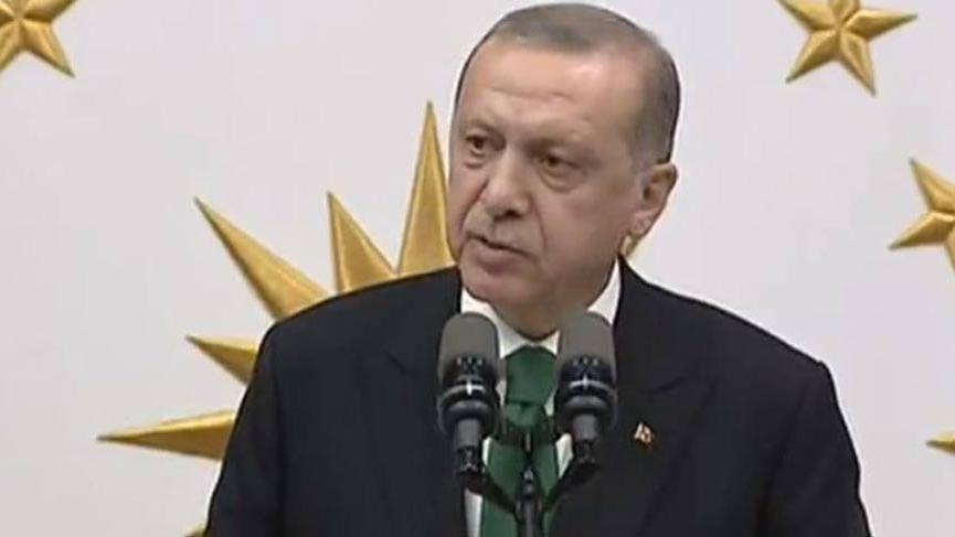 Erdoğan'dan net mesaj: İzin vermeyeceğiz!