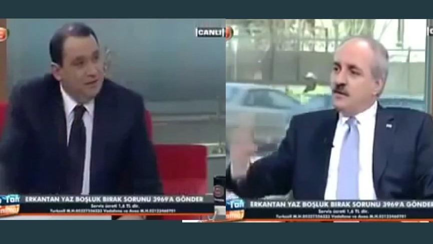 Numan Kurtulmuş: İsrail en büyük zaferini AKP sayesinde kazandı