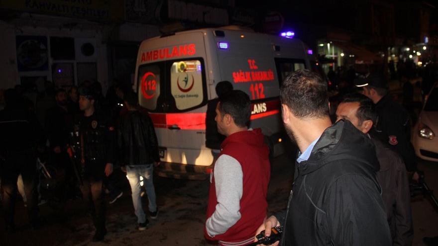 Erzurum'da 100 kişinin karıştığı kavgada çok sayıda yaralı var