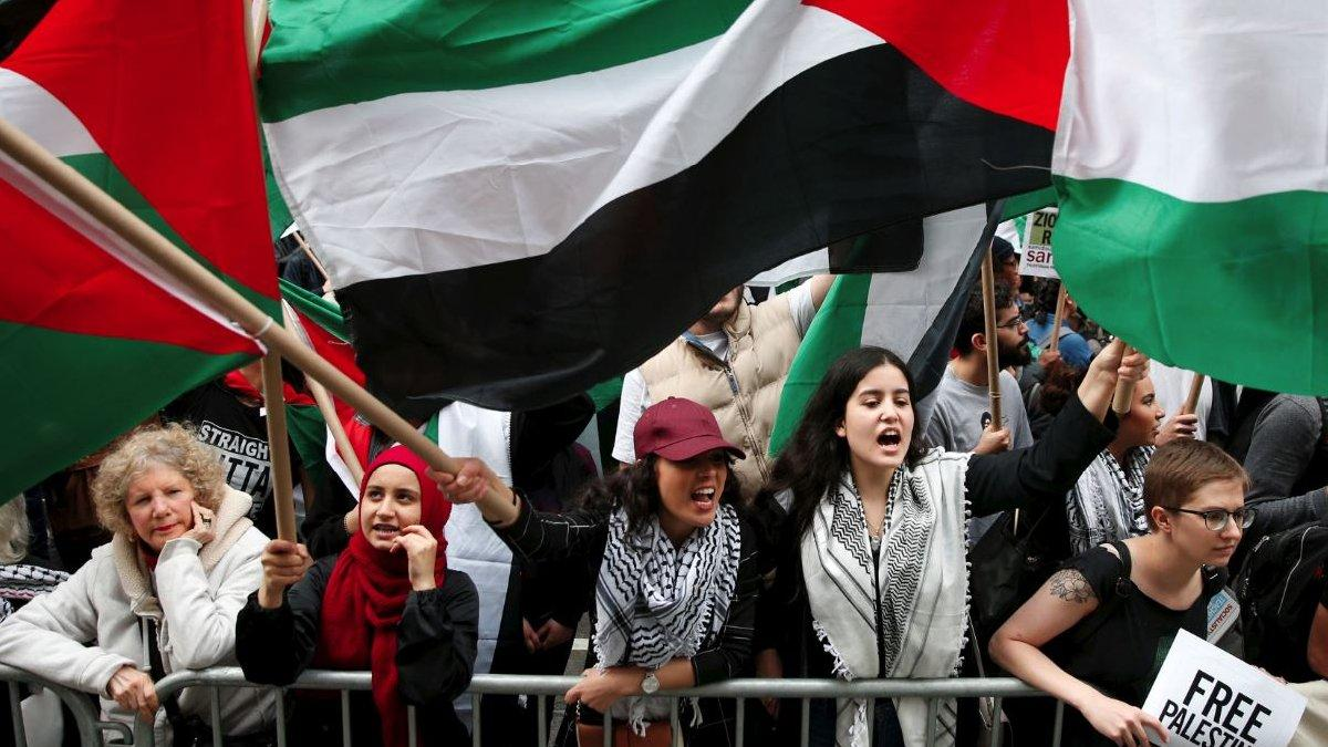 Filistin Uluslararası Ceza Mahkemesi'ne başvurdu