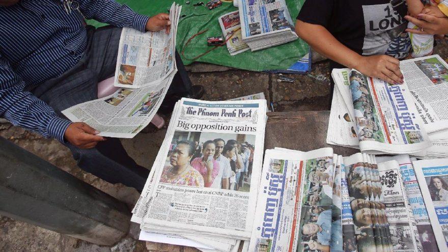 Gazete başbakanın yakınına satıldı ülke karıştı
