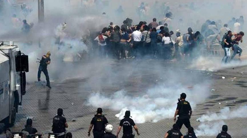 Gezi Parkı Olayları'nda 5. yıl! İşte gün gün yaşananlar