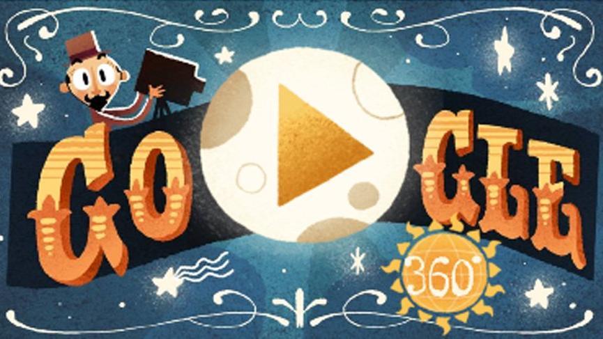 Georges Melies kimdir? Google'ın keyifli Doodle'larına bir yenisi eklendi…