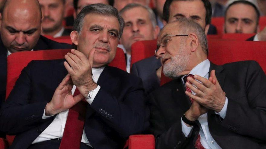 Abdullah Gül'den flaş karar: Erdoğan'la nikah şahitliği yapmayacağım