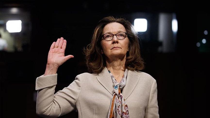 Haspel bir ilke imza atarak CIA'in ilk kadın direktörü oldu
