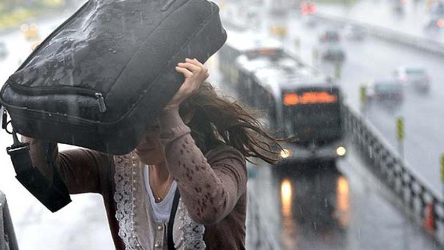 Yağışlar ne zaman bitecek? Hava durumuna dair en son Meteoroloji tahminleri…