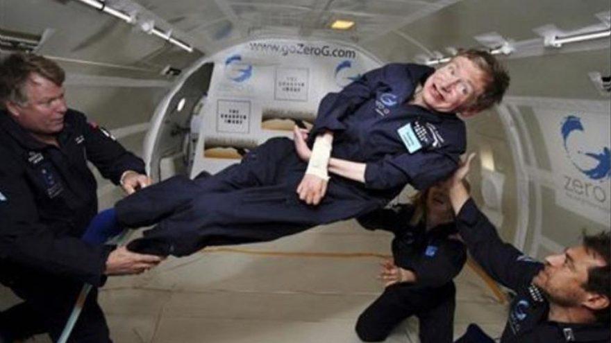 Hawking'in ölmeden önceki son teorisi gün yüzüne çıktı