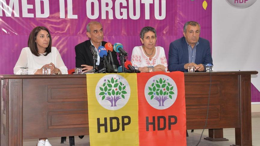 HDP, Diyarbakır'dan seçim startı verdi