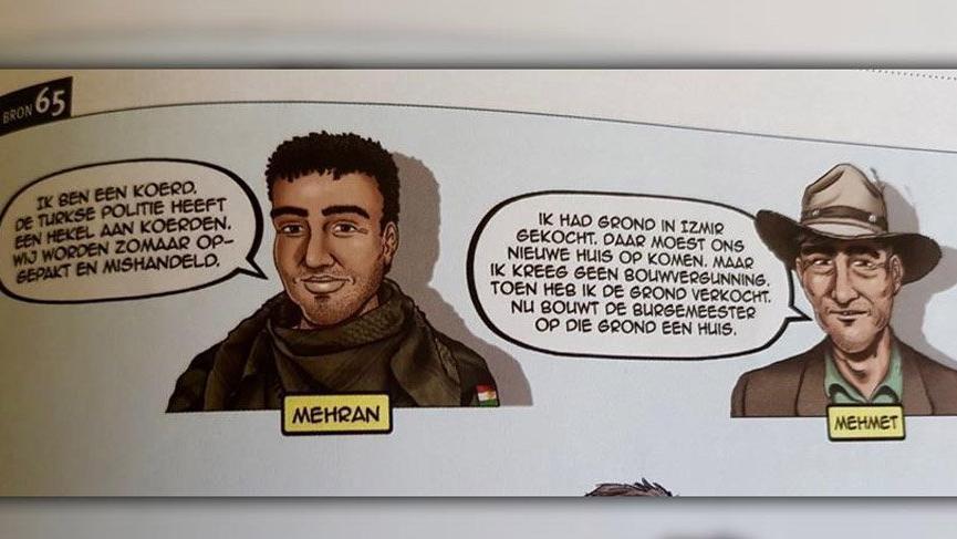 Hollanda'da ders kitaplarındaki ırkçı yaklaşım tepki çekti