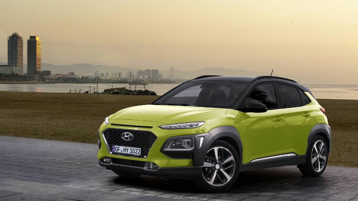 Sonunda tanıştık : Hyundai KONA!