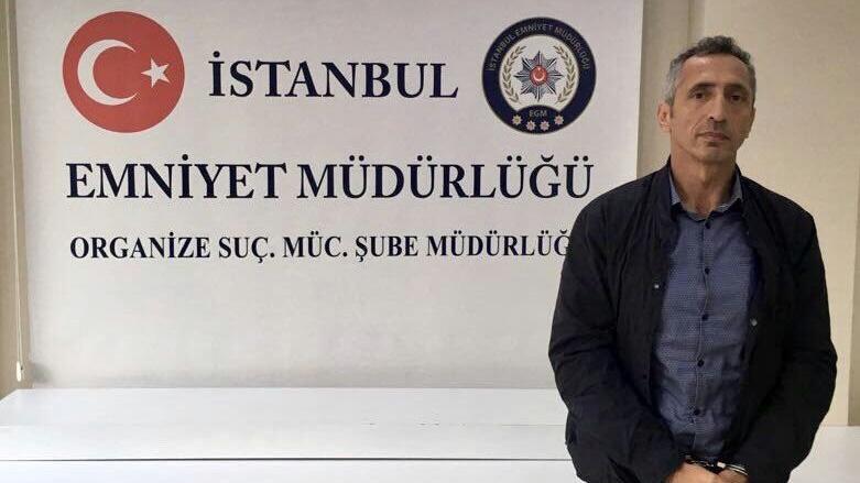 Suç örgütü lideri Alaattin İlyas Saral tutuklandı