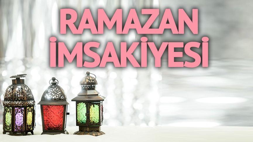 Osmaniye 2018 ramazan imsakiyesi: Osmaniye sahur ve iftar vakti ne zaman?