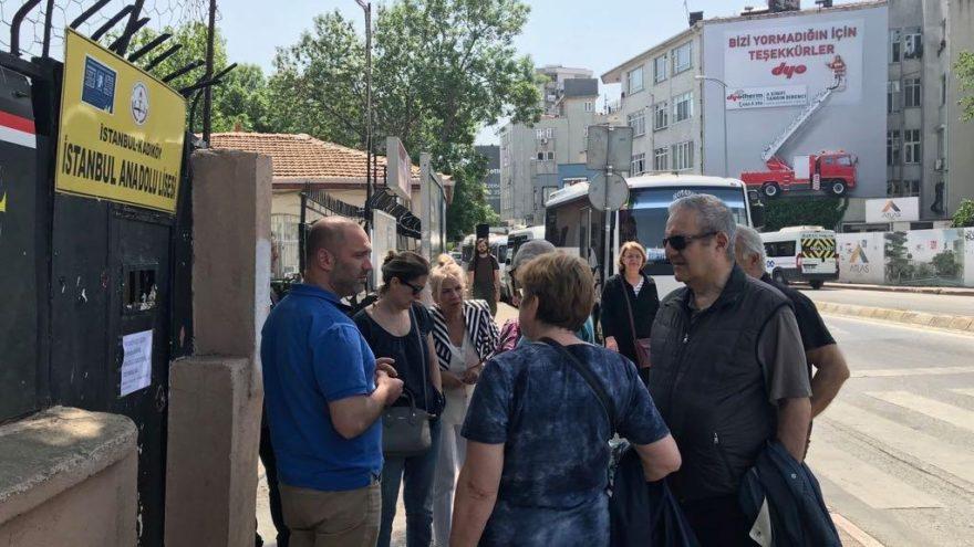 İstanbul'da 4 ilçenin seçim kurulu Kartal'a taşındı