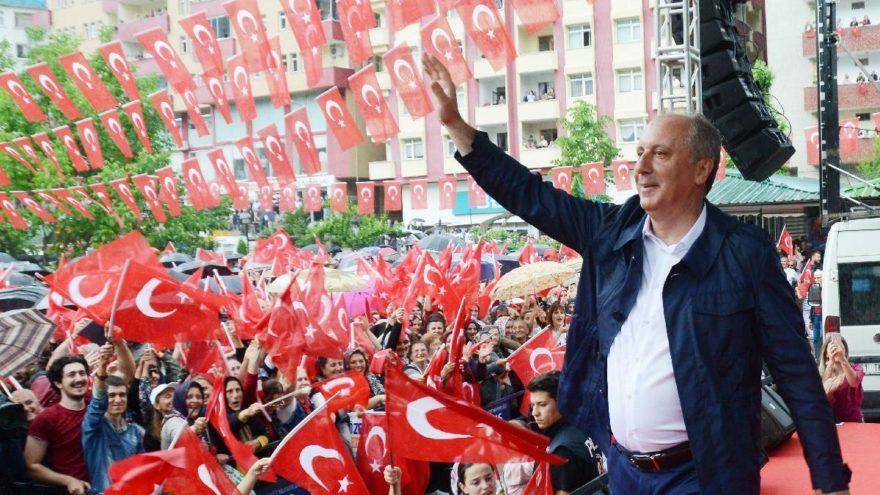 Muharrem İnce Kırşehir'de açıkladı: Erdoğan ile Feto ABD'de görüşmüş