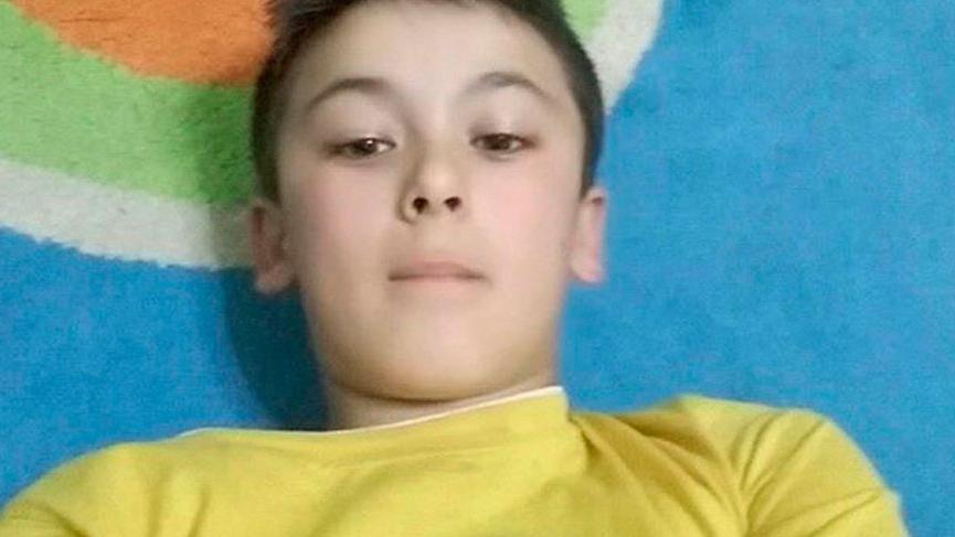13 yaşındaki Adem'in feci ölümü