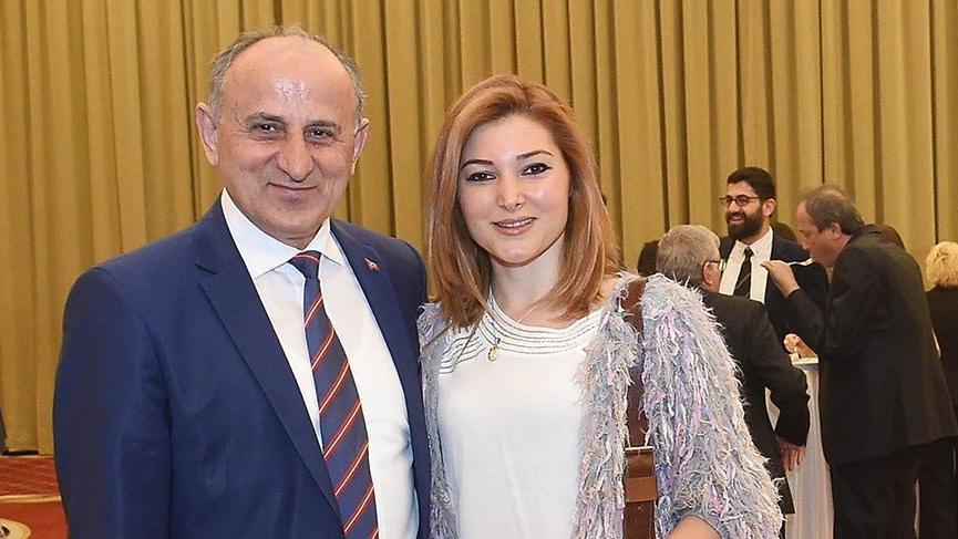Dursun Çiçek'in kızı CHP'den aday adayı oldu